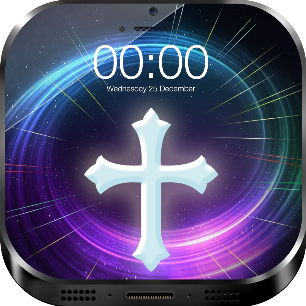 HD Bible Lock Screen - HD Bible Wallpapers and Backgrounds for iOS 7
