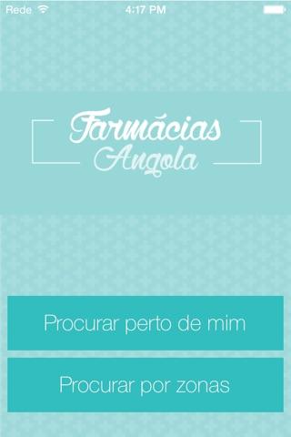 Farmácias de Angola screenshot 1