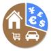Simule mon Prêt : Calculette de crédit immobilier, auto, moto et conso avec tableau d'amortissement et assurance