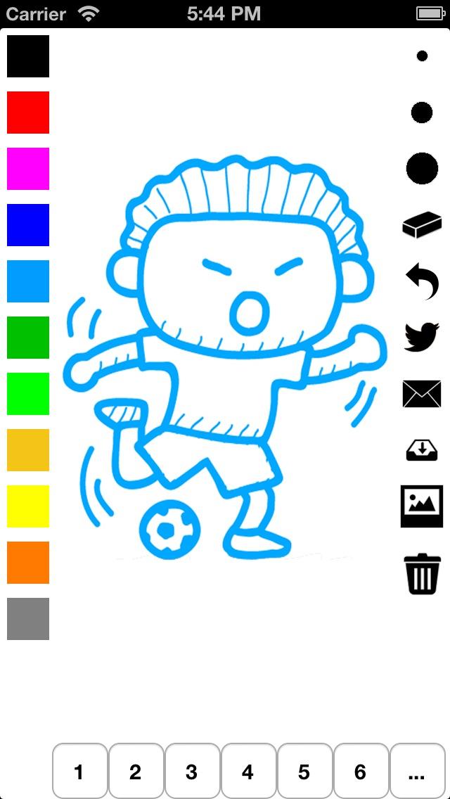 Libro para colorear para niños: aprender a dibujar el mundo del ...