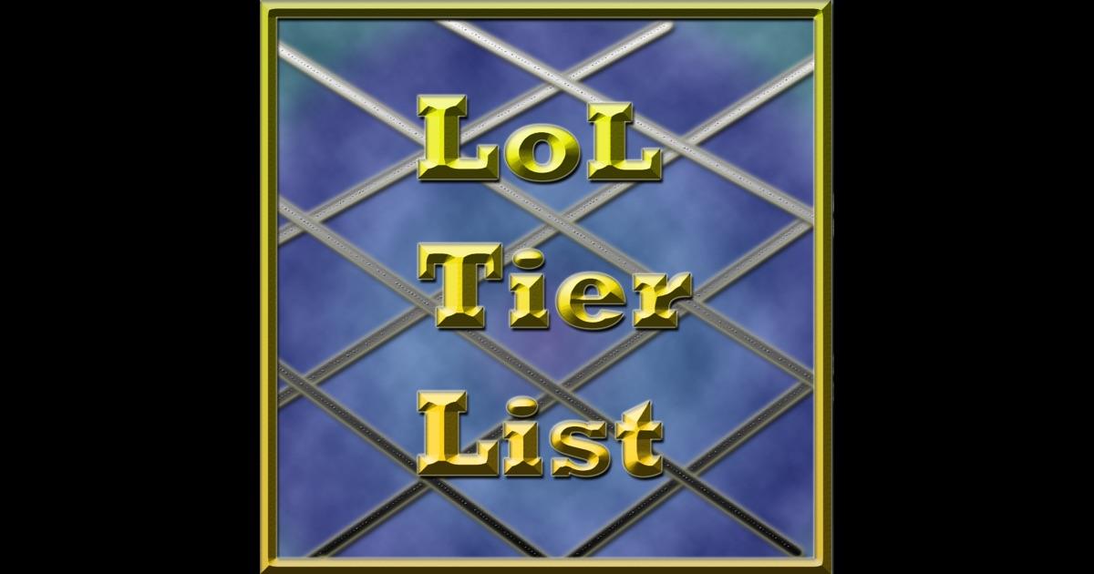 God Tier Patch 621 / Tier list 621 / Solo Queue tier
