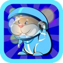 Hamster Jump - Crazy  Fun Free Friendly Jumping Flips Game for iPhone, iPad and iPod Touch icon