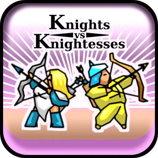Knights vs Knightesses iOS App