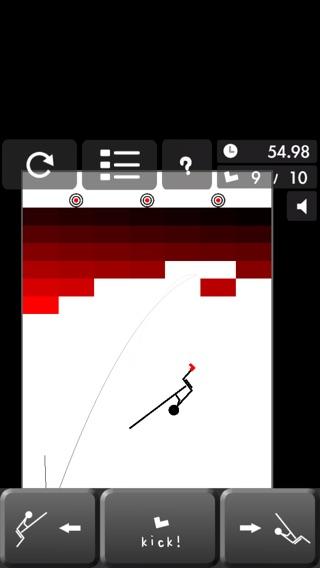 schaukel - Stickman Swing Screenshot