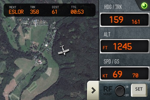RemoteFlight MAP screenshot 2