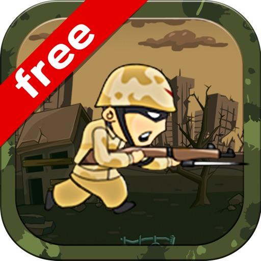 Tiny Army Battle Run iOS App