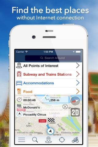 Dubai Offline Map + City Guide Navigator, Attractions and Transports screenshot 2