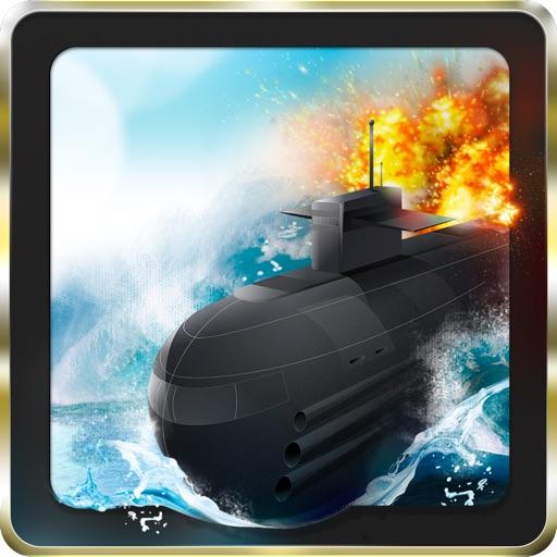 素晴らしい潜水艦戦闘艦 -無料で楽しい魚雷戦争ゲームです-