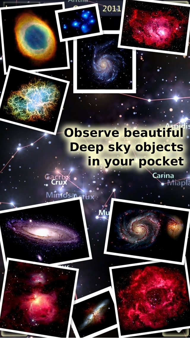 exploring objects in the universe