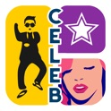 Icon Celebrities Quiz - A color mania celebrity game to hi guess who's that pop song celeb star icon