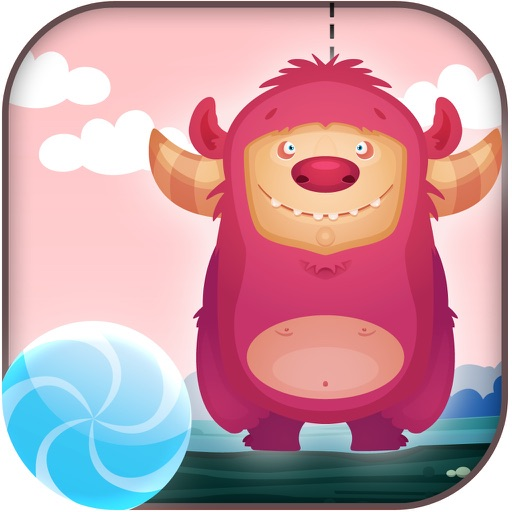 The Cute Monster Puzzle Dash - Rope Cut Strategic Game iOS App