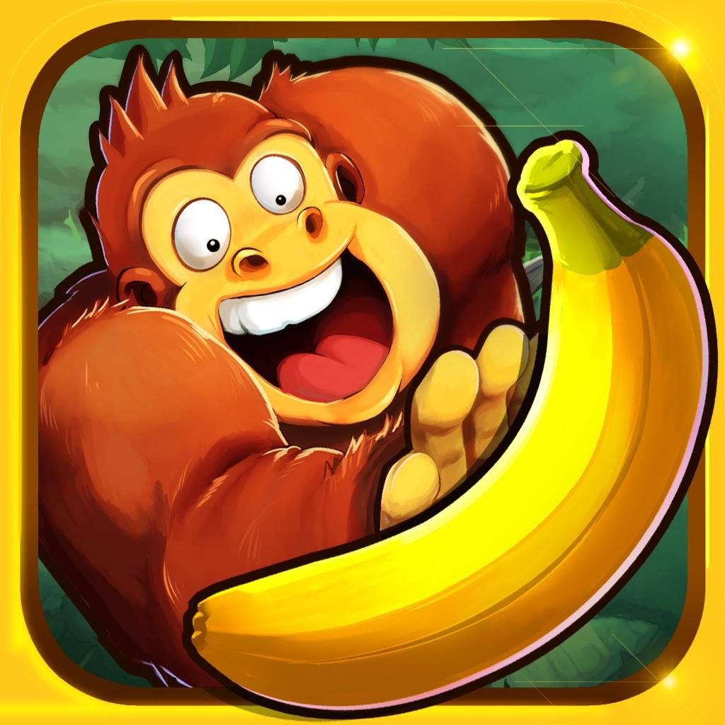 香蕉金刚:banana kong(iphone/ipad通用版)