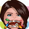 Crazy Little Celebrity Dentist & Doctor: Fun salon and spa shave games for boys and girls