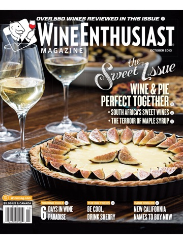 Wine Enthusiast Magazine screenshot 2