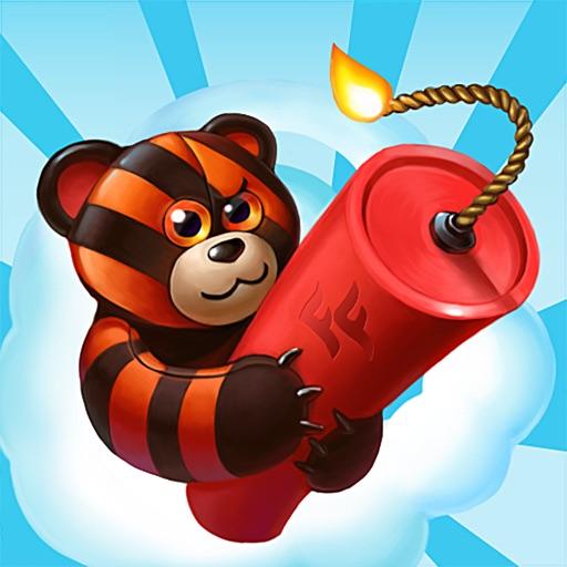 【益智射击】拯救小熊HD