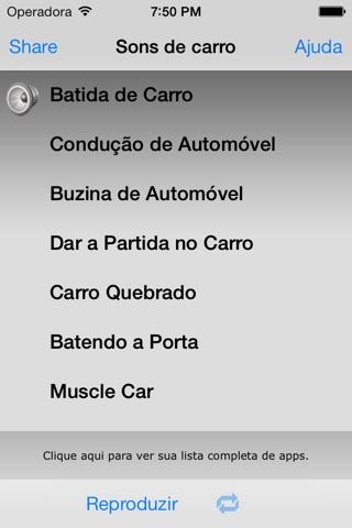 Car Sounds screenshot 1