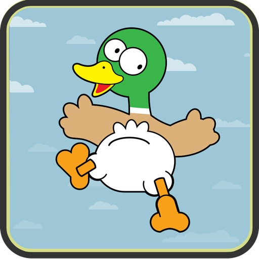 Duck Flying Adventure PRO - Tapping Skill Game iOS App