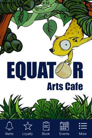 Equator Arts Cafe, Preston screenshot 1