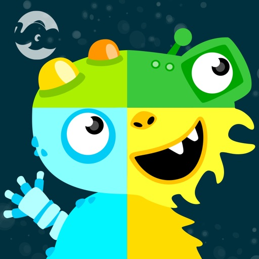 MooPuu - The Animated Monster Puzzle iOS App