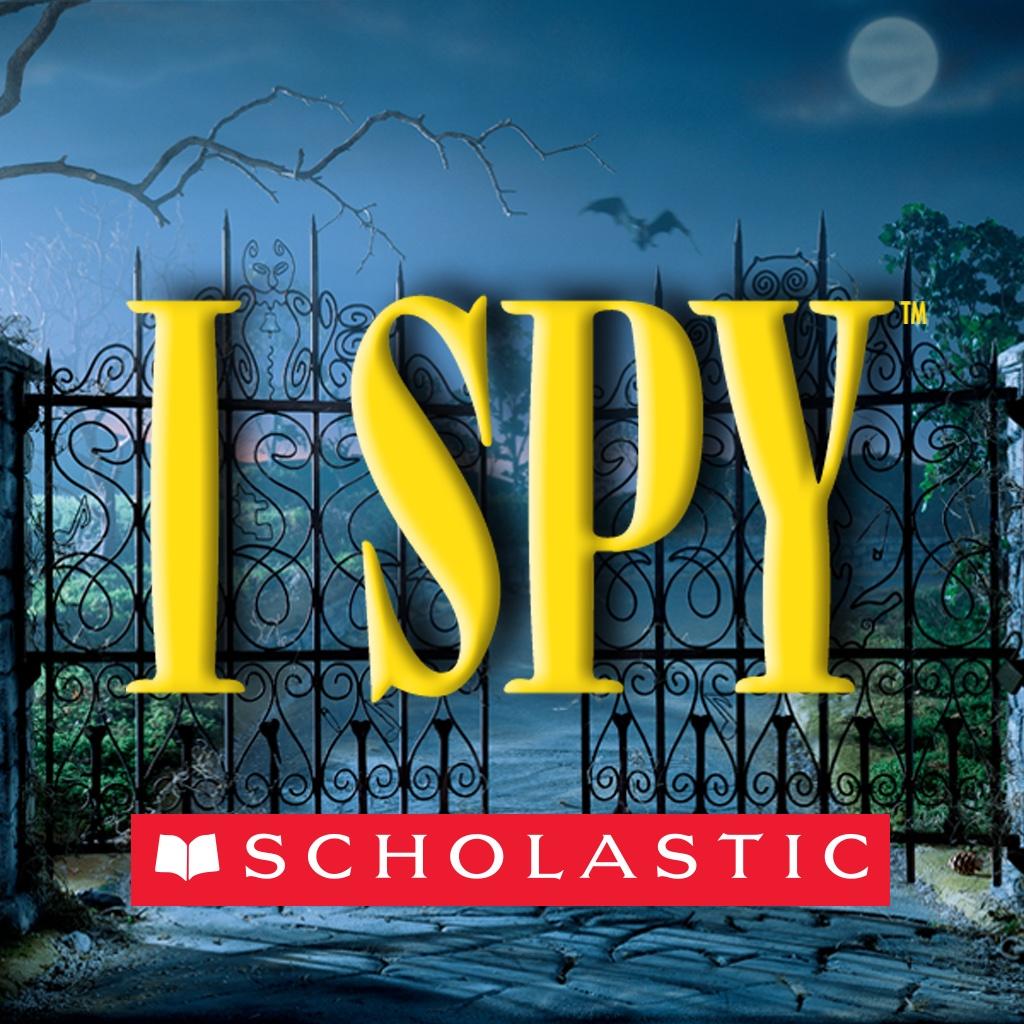 I SPY Spooky Mansion for iPad