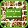 Recipe Book With Menu Planner