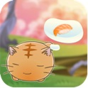 Hungry Sushi Cat icon