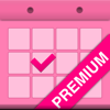 Calendário Menstrual Premium