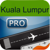 Kuala Lumpur Airport - Flight Tracker Premium Malaysia Airlines firefly air asia Singapore