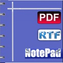 NotePad for rft pdf icon