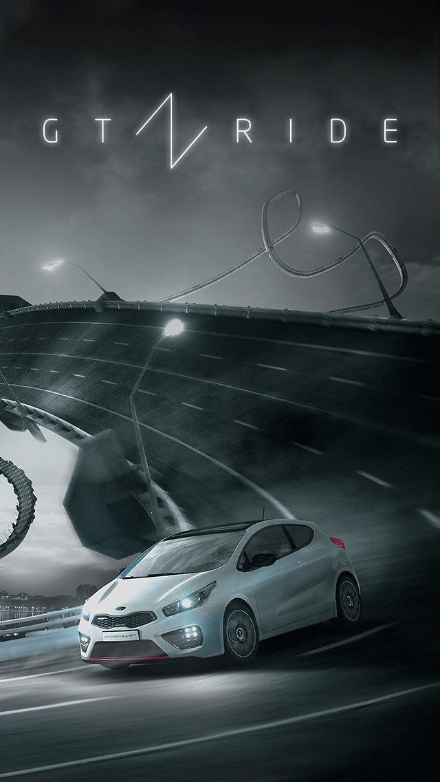 Screenshot of GT Ride1
