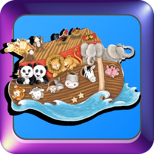 Bible Puzzles - Noah Edition iOS App