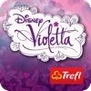 E-puzzle Violetta - aplikacja do kolekcjonerskiej serii puzzli Trefl