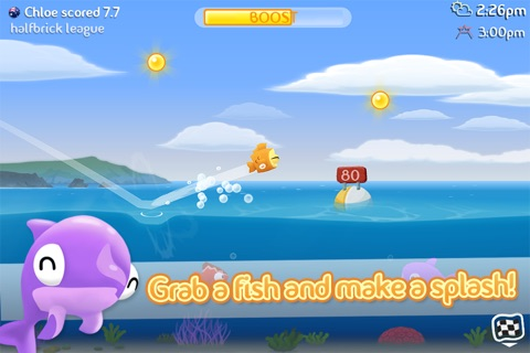 Fish Out Of Water! screenshot 2