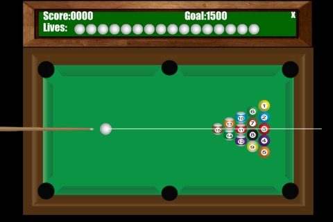 StraightPool screenshot 3