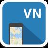 Vietnã e Hanói mapa off-line, guia, tempo, hotéis. Navegação GPS livre.