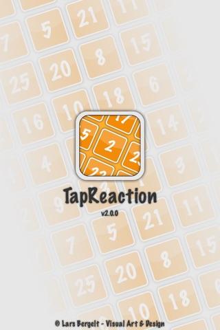 TapReaction screenshot 1