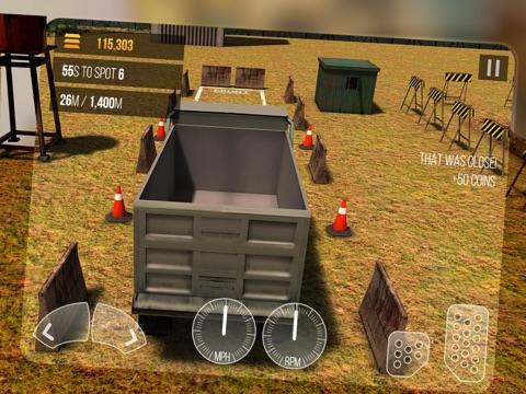 Screenshot #6 pour Pro Parking 3D: Truck Edition