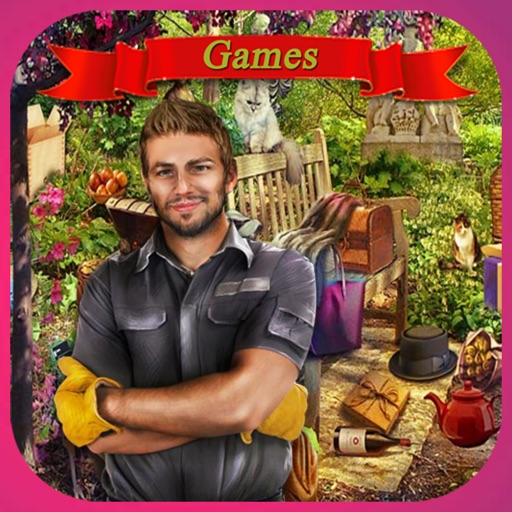 Find Hidden Objects Games iOS App
