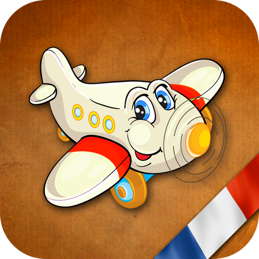 GeoFlight France: Learning French Geography made easy and fun