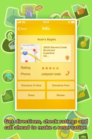 Where To Eat? PRO - Find restaurants using GPS. screenshot 2