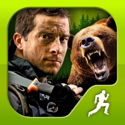 跟贝尔一起跑:Survival Run with Bear Grylls