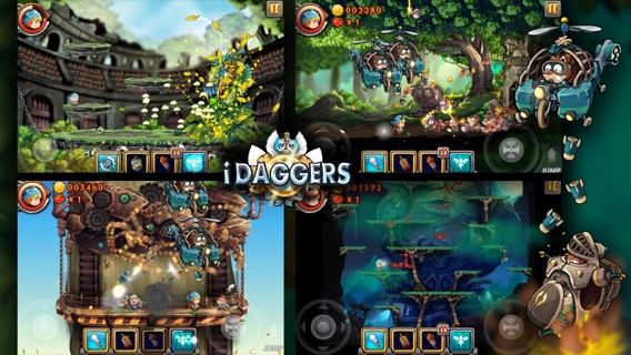 iDaggers Screenshot