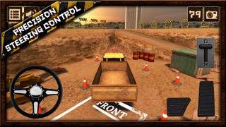 Screenshot #3 pour Truck Parking 3D Free