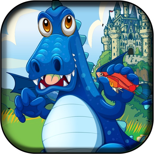 Jump Your Dragon - Medieval Beast Bouncing Game Paid iOS App