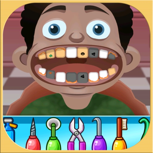 A Aching Little Virtual Dentist iOS App