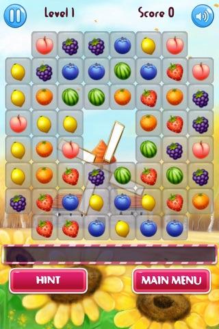 Autumn Fruits Mania screenshot 3