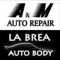 La Brea auto center icon
