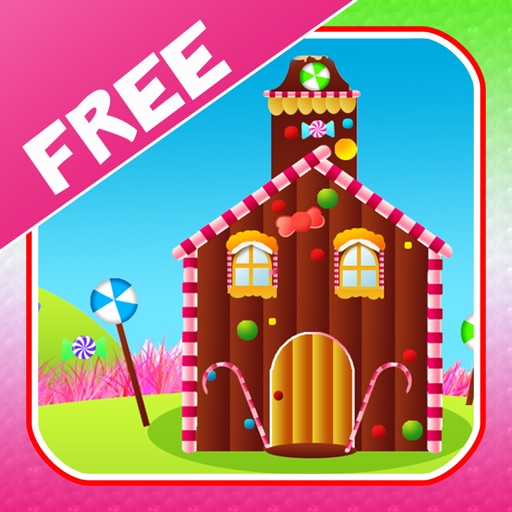 My Little Candy Castle - Free Game iOS App