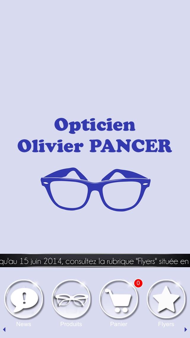 Optique Olivier PancerCapture d'écran de 1
