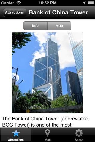 Hong Kong Mini Guide screenshot 2